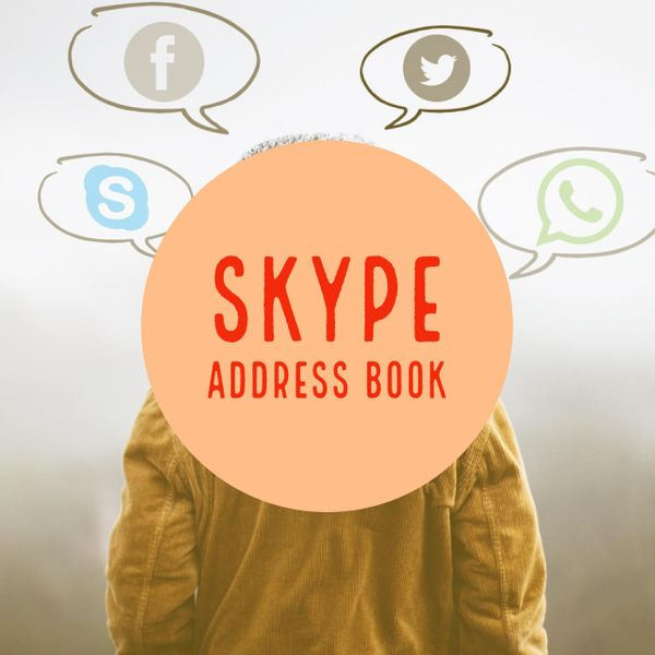 JOTI Skype Address book